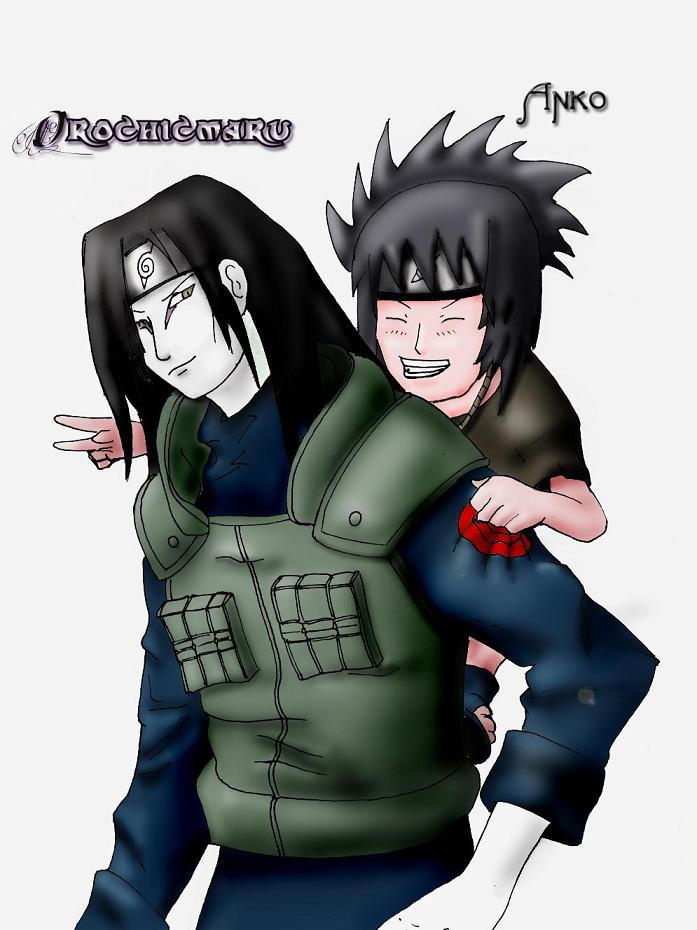 anko and orochimaru relationship trust