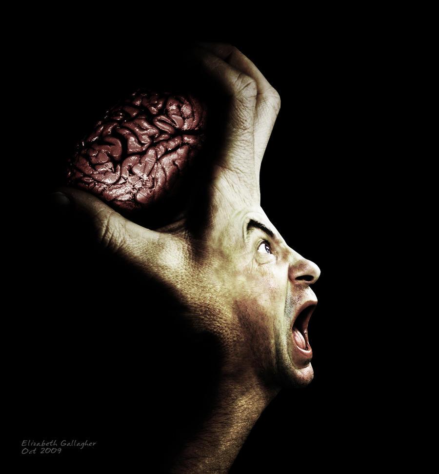 Brain Freeze by roseenglish