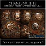 Steampunk Elite Texture Set