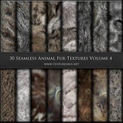 Seamless Fur Textures by roseenglish