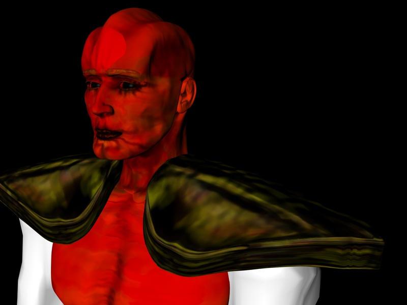 Inferno Man by z32power