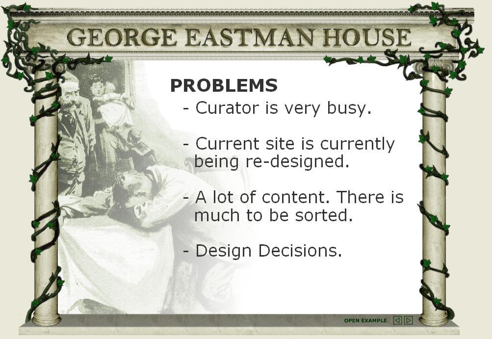 Eastman House Presentation by z32power