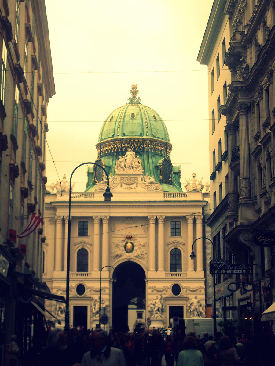 Austria by LadyTamsin