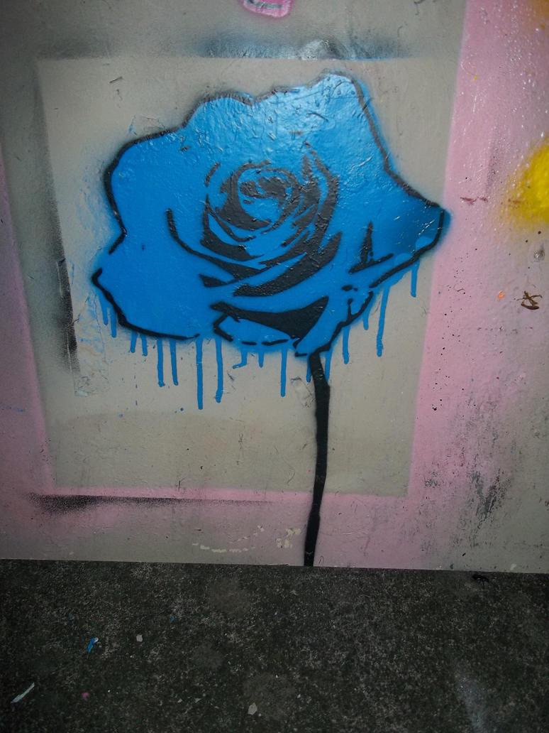 Rose by GHOSTZzArt