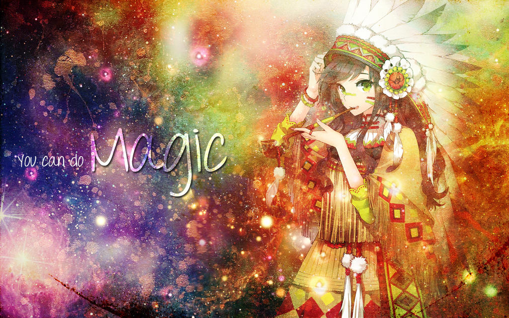 Magic! by JuugoSushiTaberu