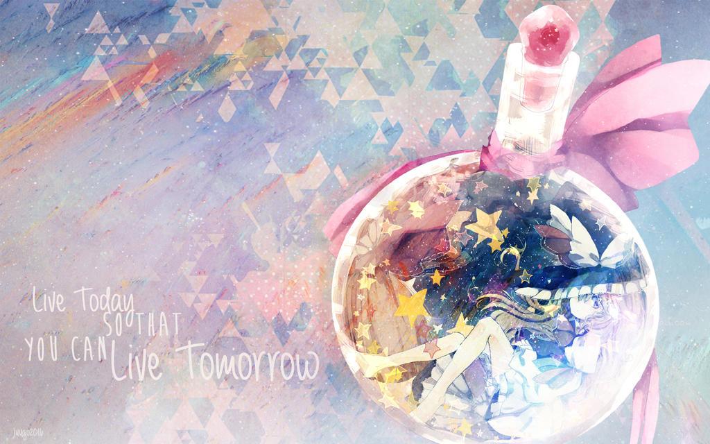 Live Today! by JuugoSushiTaberu