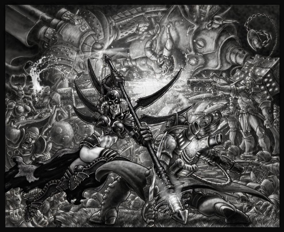Battle_Final by Howietzer