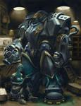 Battle Suit color01
