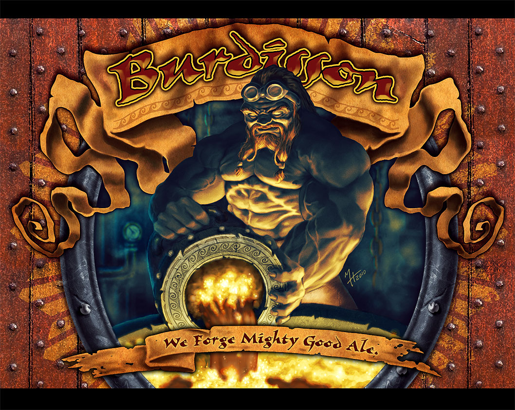 Burdisson Brew by Howietzer