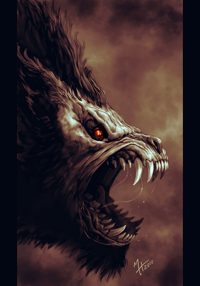 Werewolf by How... Awesome Pictures Of Werewolves