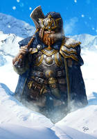 Dwarves are cool by Howietzer
