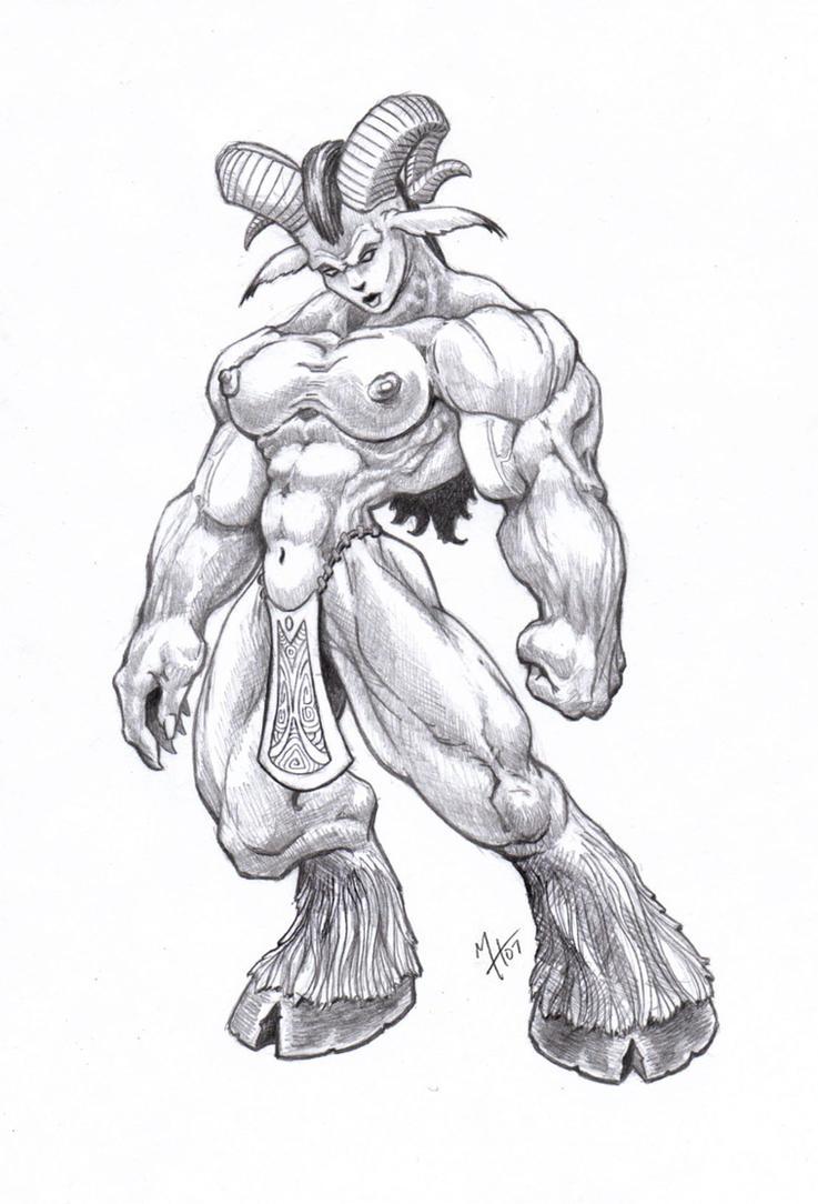 Female Aries by Howietzer on DeviantArt