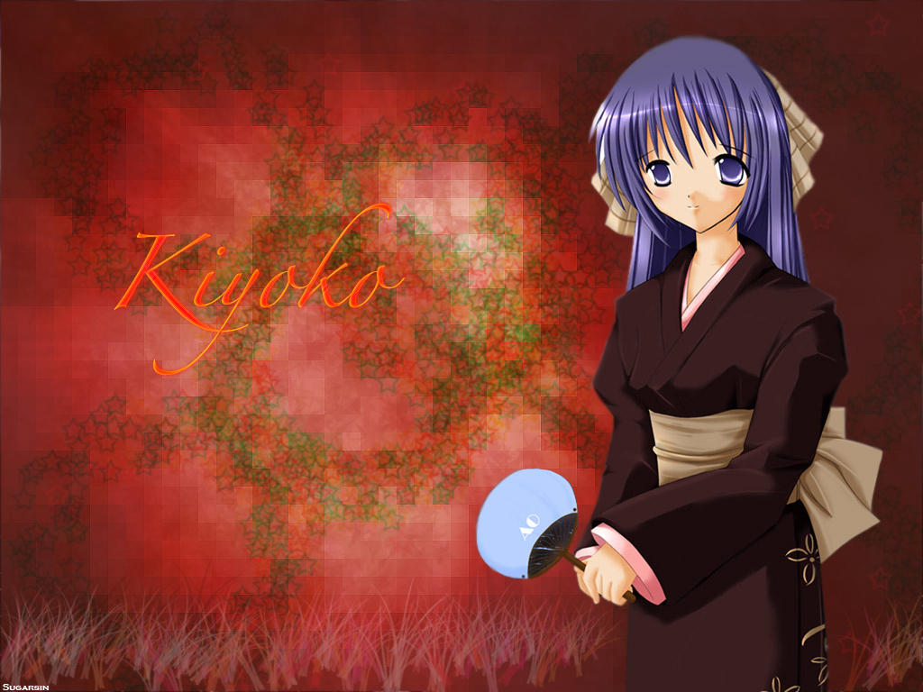 Kiyoko by Sugarsin