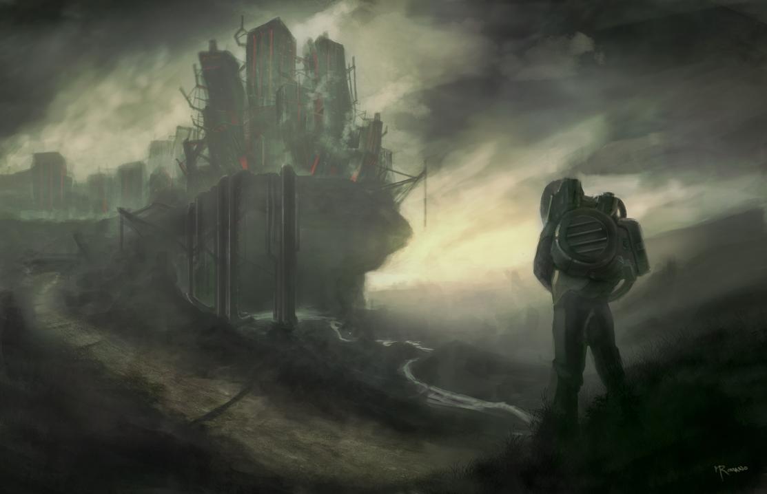 Toxic Asylum by MauricioRomano
