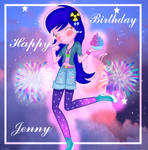 (CE) Happy Birthday to Jenny