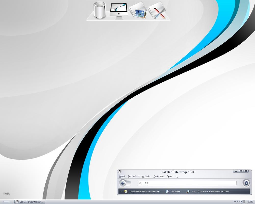 Desktop Screenshot Nov '08 by HeinzTheo