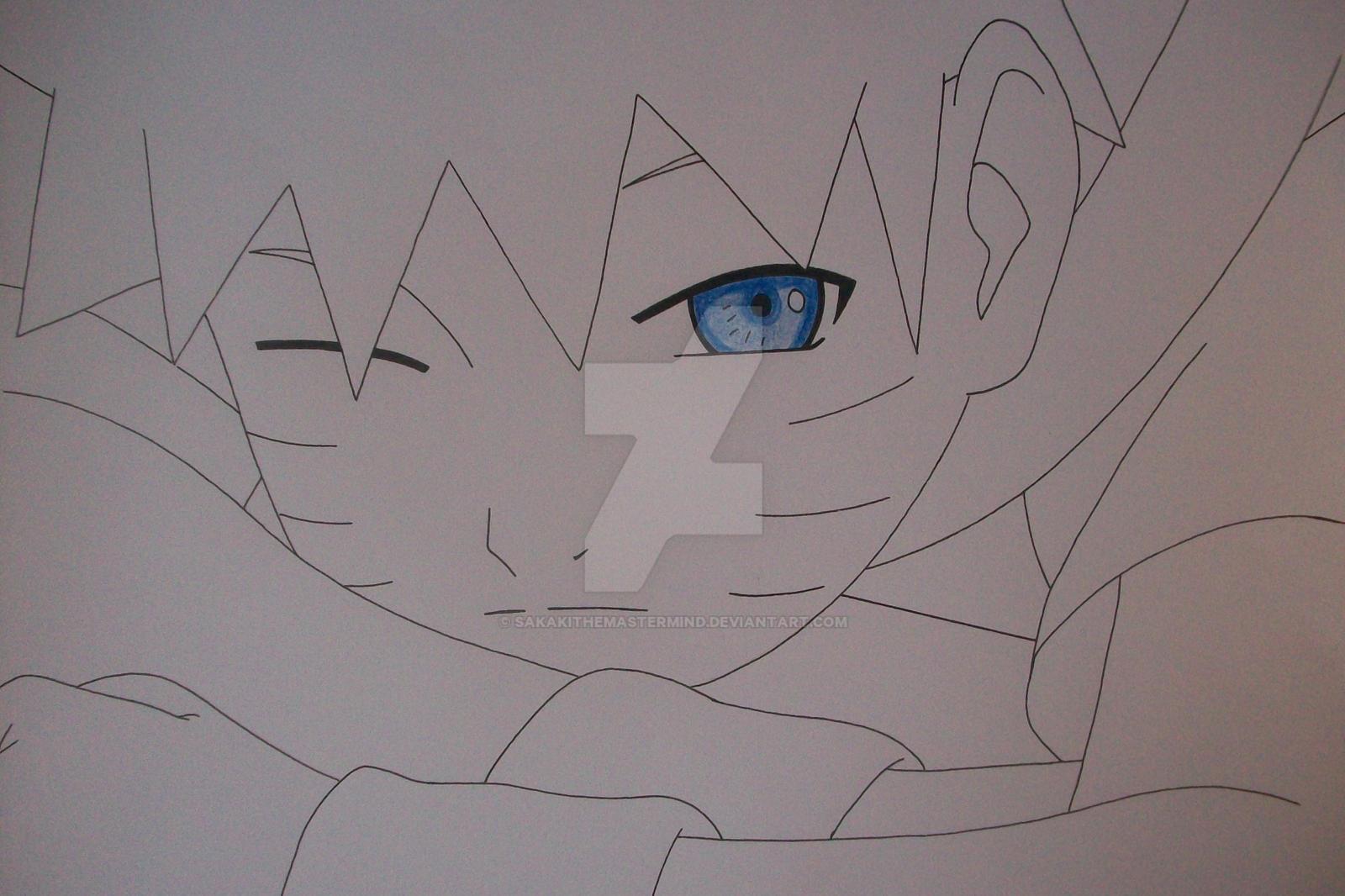 Kid Naruto Uzumaki by SakakiTheMastermind on DeviantArt
