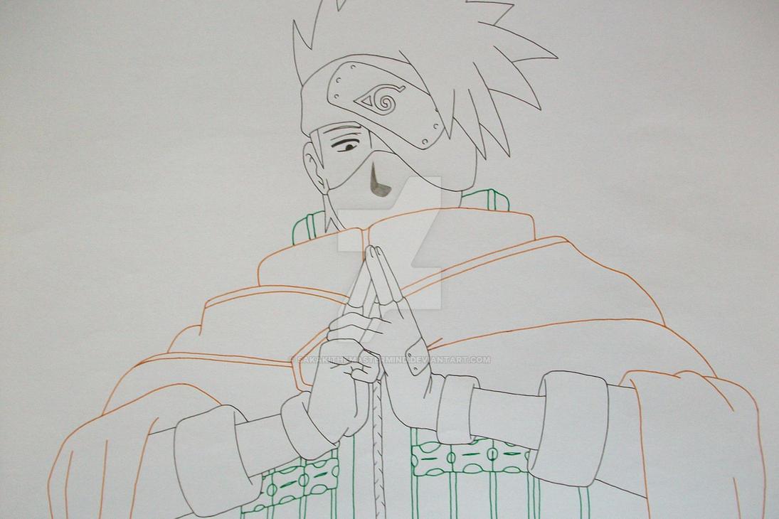 Kakashi Hatake by SakakiTheMastermind
