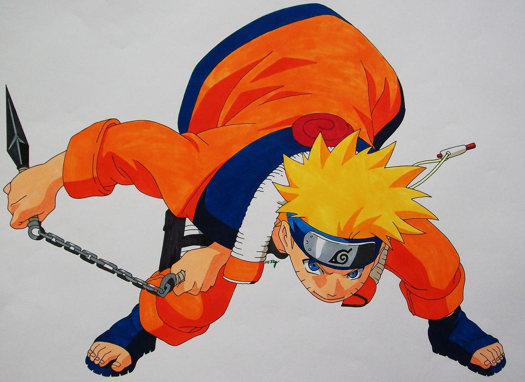 I'm All Fired Up! - Naruto Uzumaki by SakakiTheMastermind