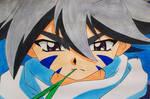 Tegami Art No.12 .:Kai Hiwatari:.