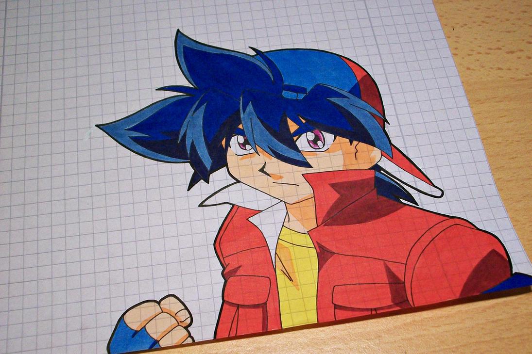 Tegami Art No.27 .:Tyson Granger:. by SakakiTheMastermind