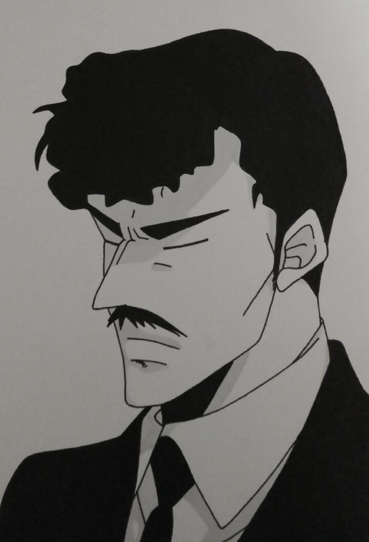 Heizo Hattori by SakakiTheMastermind
