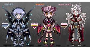 Auction : Demon Boys [CLOSED!]