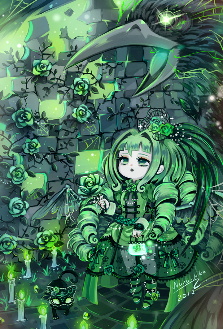 Line-Play Gothic Contest
