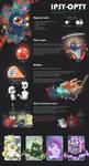 OPEN SPECIE : Ipsy-Otpy Reference Sheet by Nuku-Niku