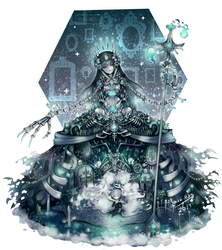 [CLOSED] Auction : Tent Witch : Charon
