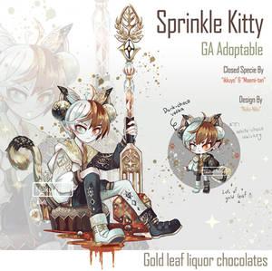[Closed] : Auction Sprinkle Kitty GA Nuku-Niku