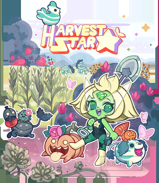 Peridot Harvest Star