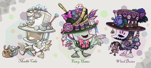[Closed] : CD Hatter Tea Party