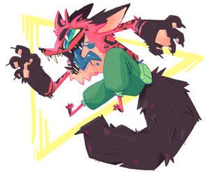 Hyena 2 by animorphous