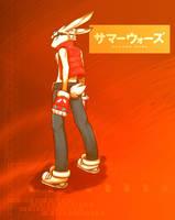 King Kazma by Kitsune-95