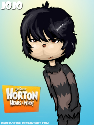 Horton hears a who jojo drawing