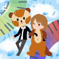 Nodame Cantabile: Switcheroo by paper-sting