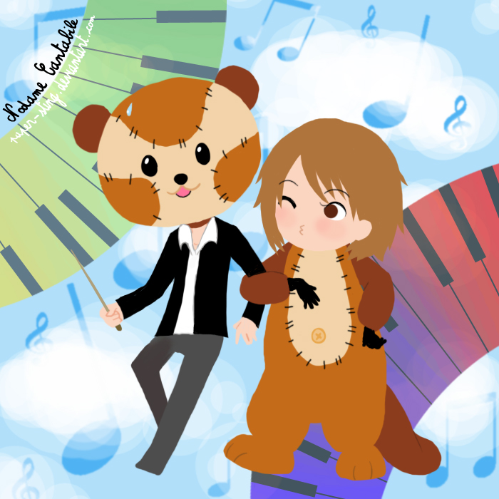 Nodame Cantabile 429976: Nodame Cantabile: Switcheroo By Paper-sting On DeviantArt