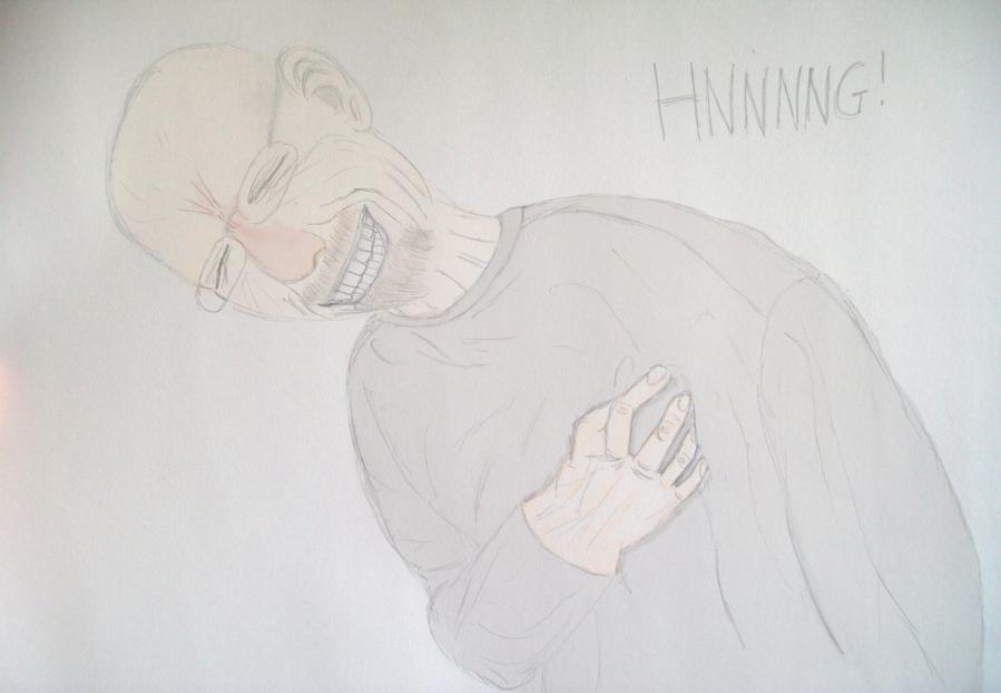 HNNNNG - Colour by DarkFairyCake