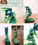 Boolean Sculpture Montage