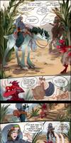 Drakkara Chronicles [Chapter 1 Pg 2-6]