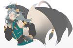 Demonic Kiss [commission]