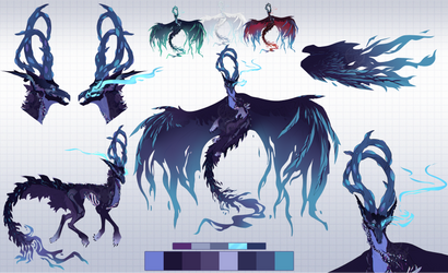 Hauntid Custom Design for Marz (Commission)