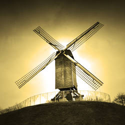 The Mill by stephenrob