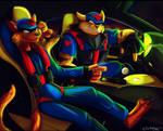 SWAT Kats: The Radical Squadron / Night Racing