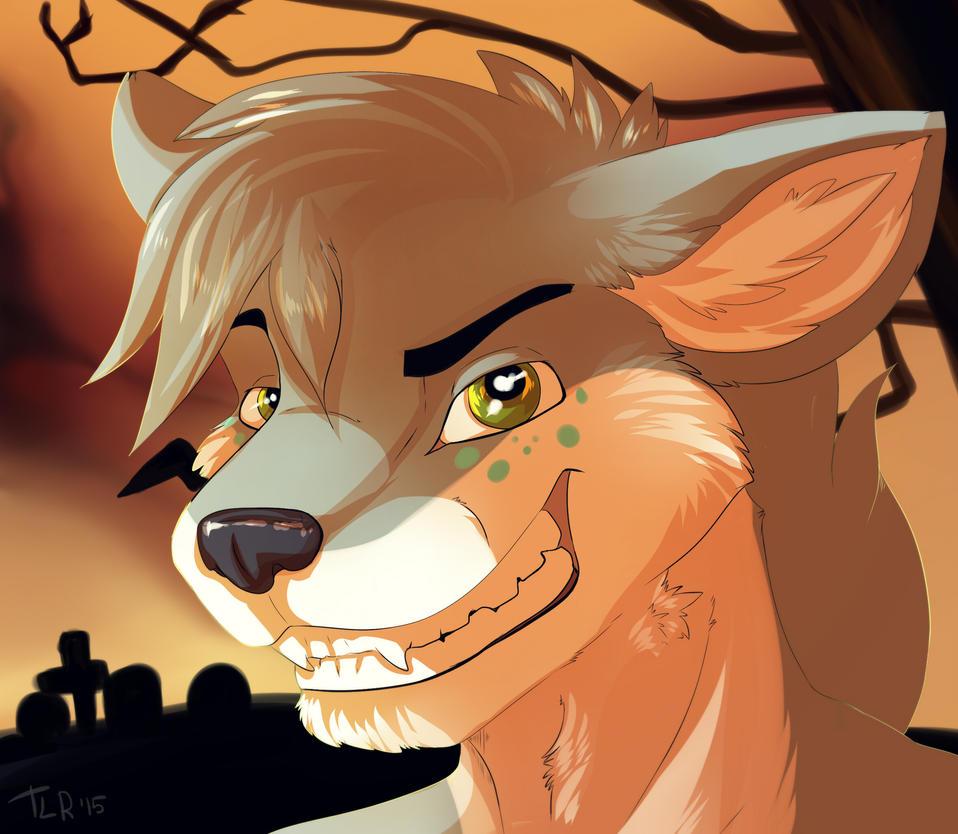 halloween avatar by Tai-L-RodRigueZ