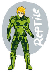 OC :: Reptile