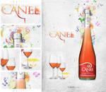 Canei Print Ad