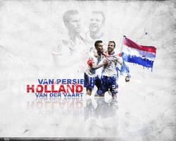 Holland Football wallpaper by LuXo-Art