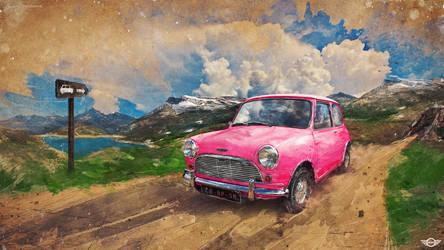 Mini Cooper Classic by LuXo-Art